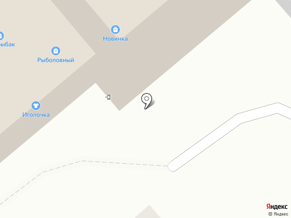 Кроха-центр на карте Нижнего Новгорода