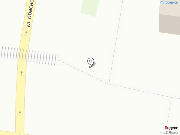 Молочная лавка на карте Нижнего Новгорода