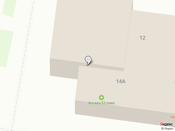 МТС на карте Нижнего Новгорода