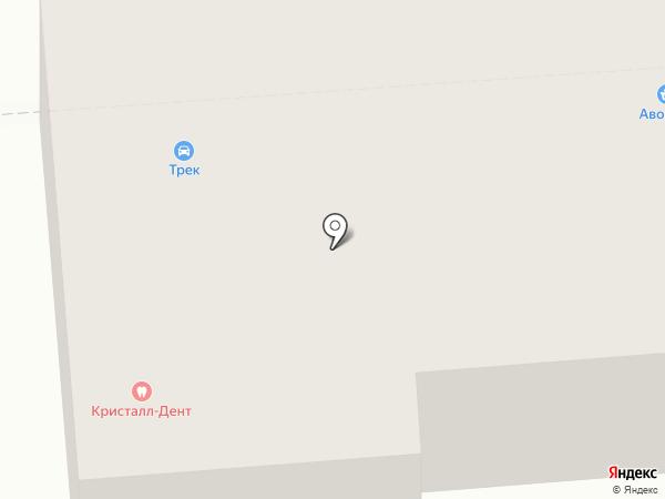 Рузанна на карте Нижнего Новгорода
