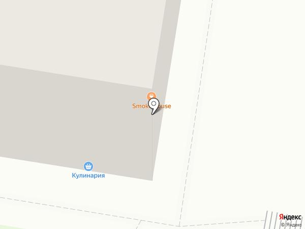 SmokeHouse на карте Нижнего Новгорода