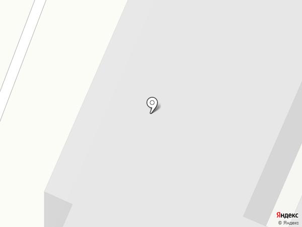 Медико-санитарная часть завода Сокол на карте Нижнего Новгорода