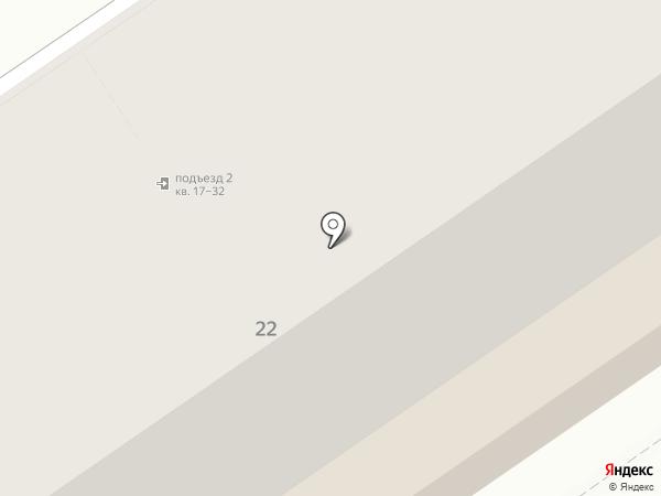 Магазин автозапчастей для иномарок на карте Нижнего Новгорода
