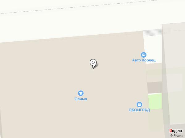 Магазин светотехники на карте Нижнего Новгорода