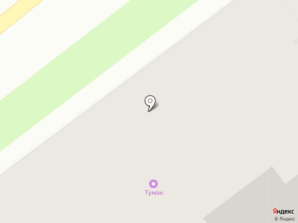 Магазин фастфудной продукции на карте Нижнего Новгорода