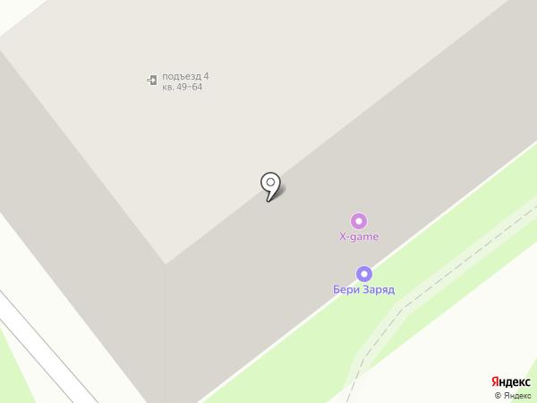 Кормушка на карте Нижнего Новгорода