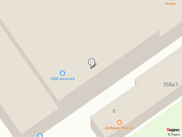 Бар на карте Нижнего Новгорода