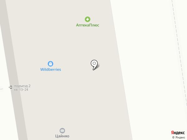 Floor Мастер на карте Нижнего Новгорода