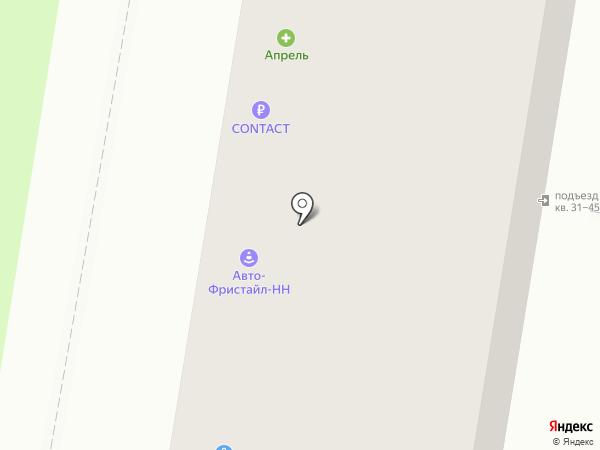 Модный мир на карте Нижнего Новгорода
