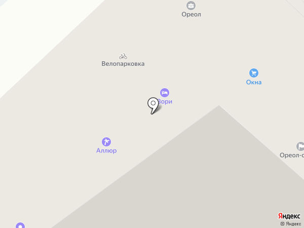 ИНКАС КОЛЛЕКТ 52, ПК на карте Нижнего Новгорода