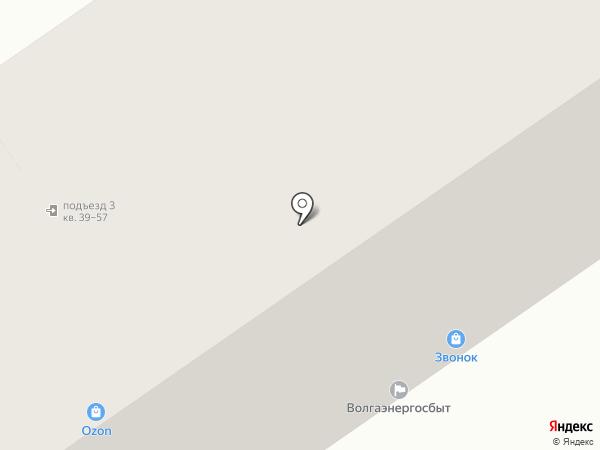 Спим правильно на карте Нижнего Новгорода