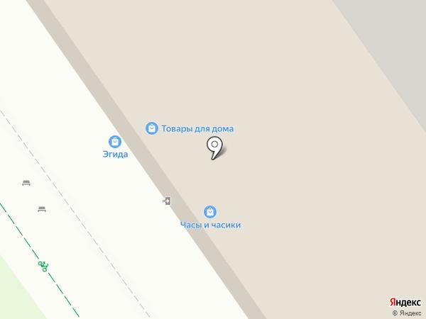 Игрушкин дом на карте Нижнего Новгорода
