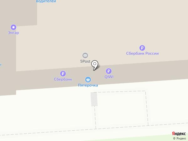 Магазин кулинарии на карте Нижнего Новгорода