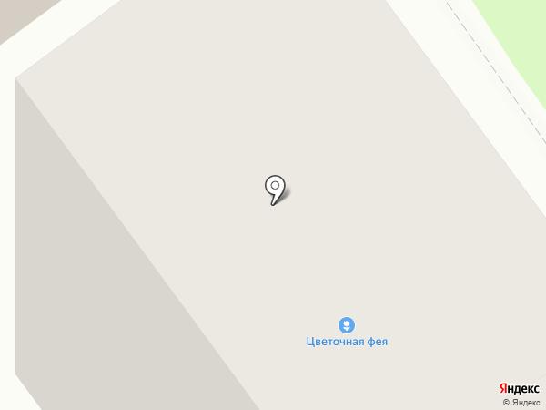 Тамбовчанка на карте Нижнего Новгорода