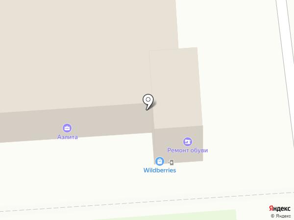 Магазин нижнего белья на карте Нижнего Новгорода