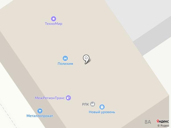 Эксперт на карте Нижнего Новгорода