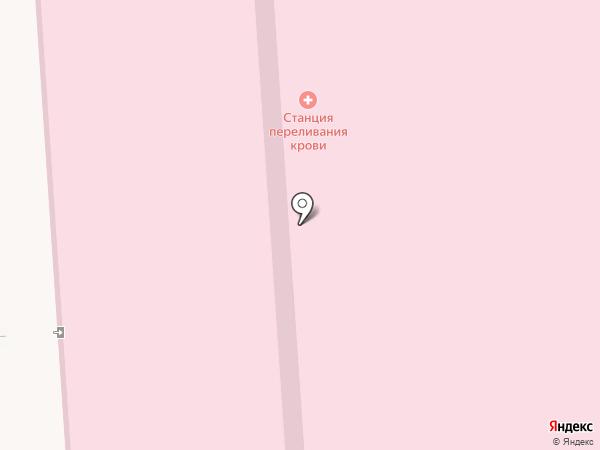 Нижегородский областной центр крови им. Н.Я. Климовой на карте Нижнего Новгорода