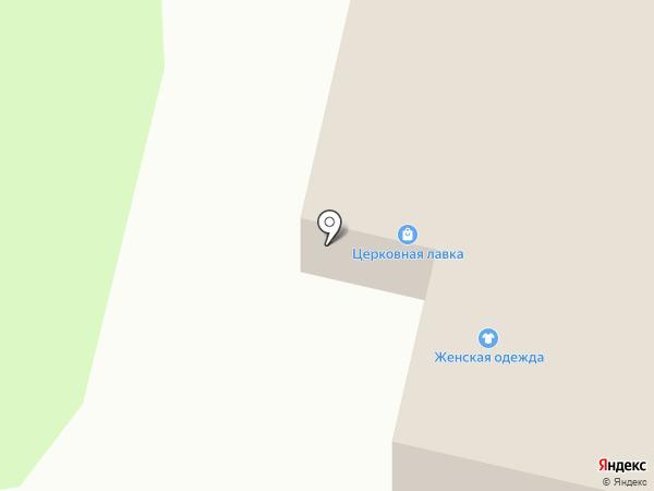 VestАвто на карте Нижнего Новгорода