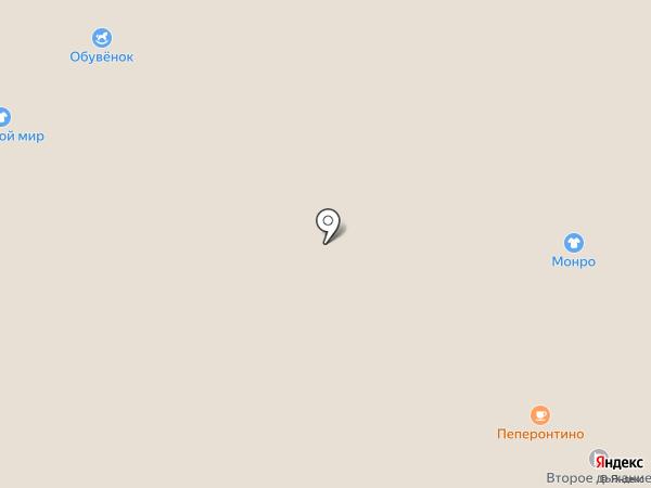 Багира на карте Нижнего Новгорода