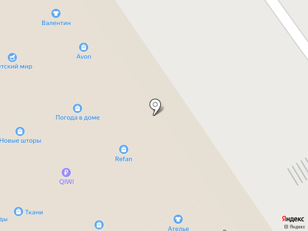 Мастерская по изготовлению ключей на карте Нижнего Новгорода