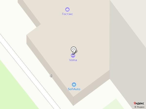 НТН на карте Нижнего Новгорода