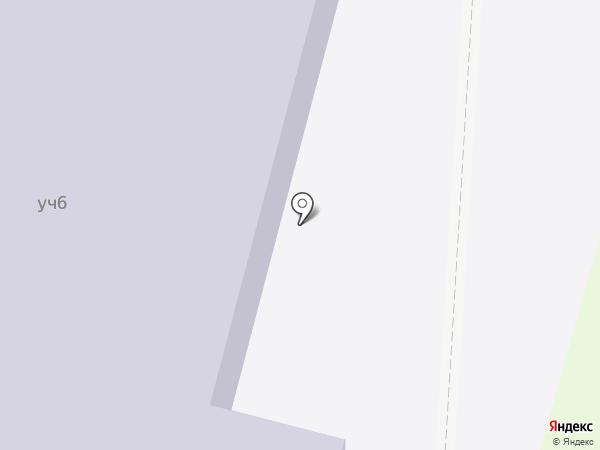 Новинская средняя общеобразовательная школа на карте Новинок