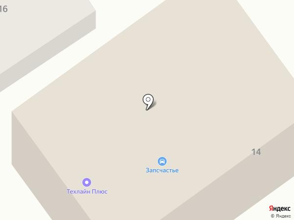 ЭкоДрево на карте Нижнего Новгорода