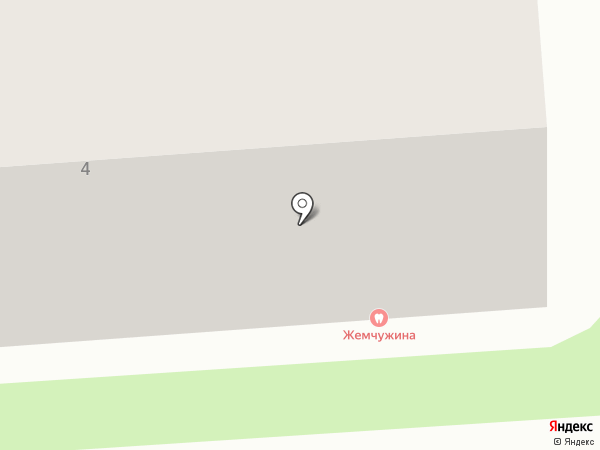 Жемчужина на карте Нижнего Новгорода