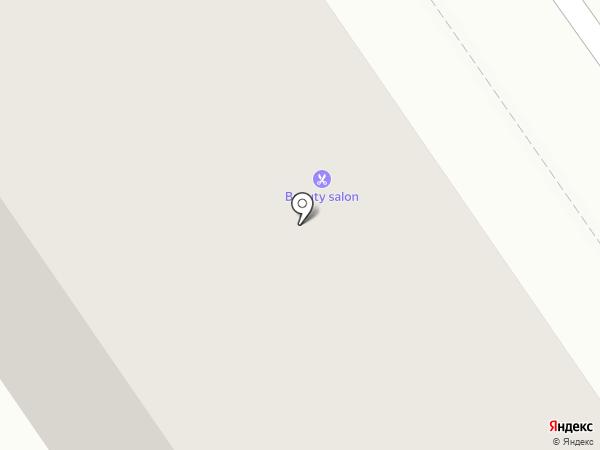 Строительная компания на карте Нижнего Новгорода