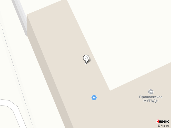 MIRAS GROUP на карте Нижнего Новгорода