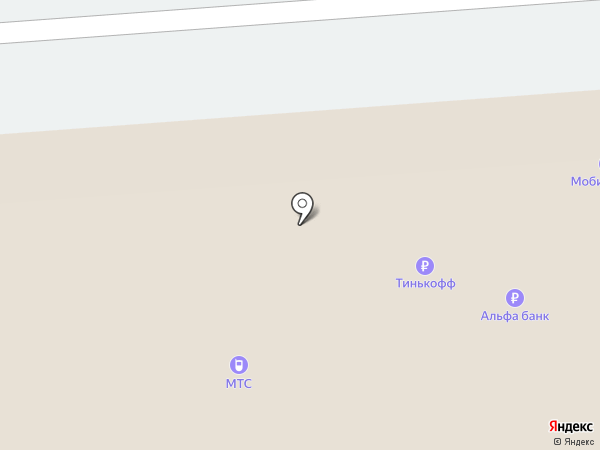 Sidex.ru на карте Нижнего Новгорода