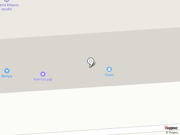 VEKA на карте Нижнего Новгорода