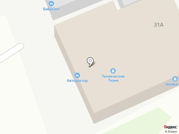 BIBI на карте Нижнего Новгорода