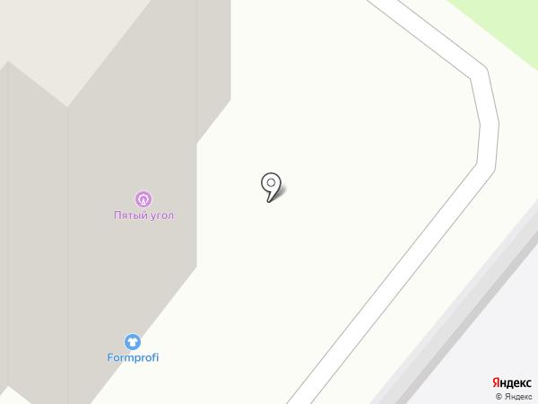 В коробке на карте Нижнего Новгорода