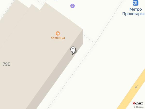 Салон аксессуаров для мобильных телефонов на карте Нижнего Новгорода