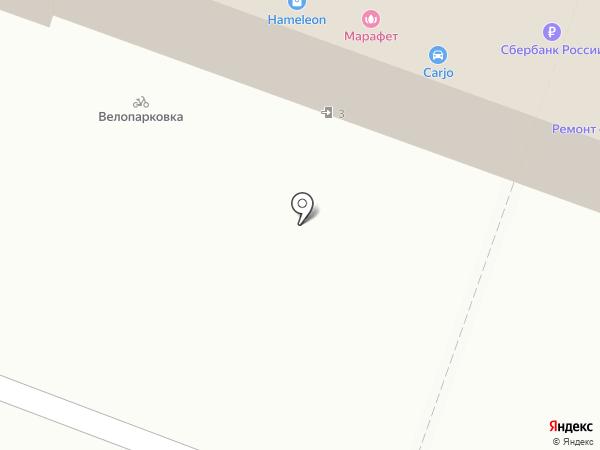 Торговый Дом КЛБ на карте Нижнего Новгорода
