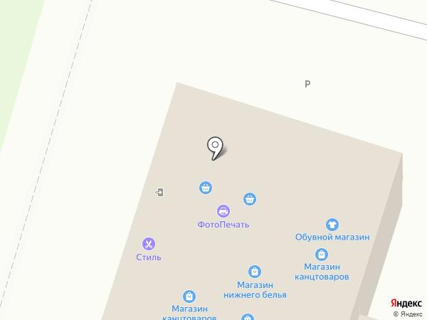 Швейное ателье на карте Нижнего Новгорода