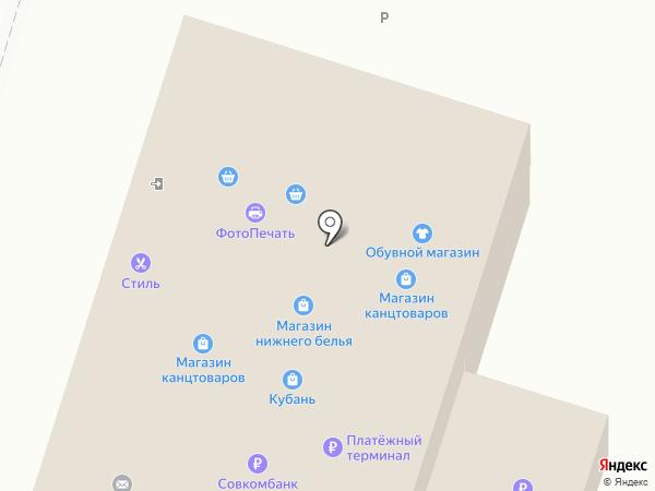 Rest на карте Нижнего Новгорода