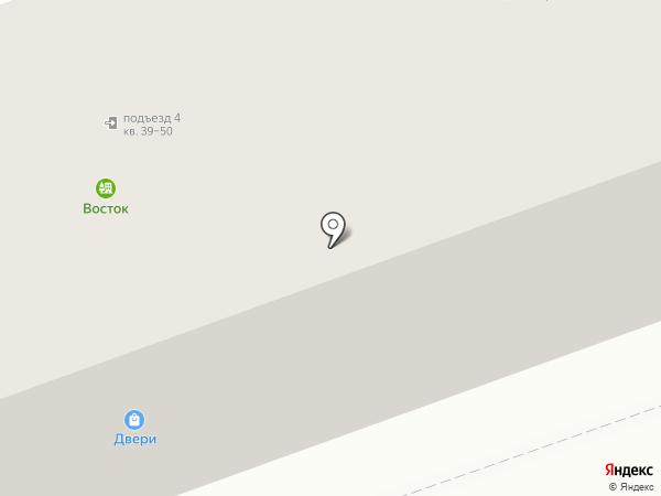 Евроремонт-НН на карте Нижнего Новгорода