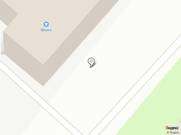 Гарант на карте Нижнего Новгорода