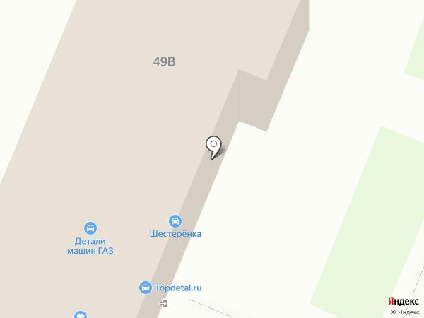 Фонбет на карте Нижнего Новгорода