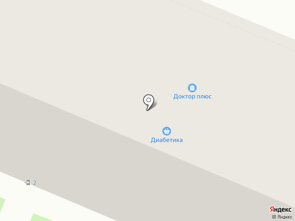 Центральная районная аптека на карте Нижнего Новгорода
