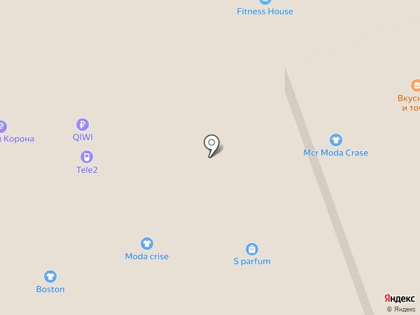 Game zone на карте Нижнего Новгорода
