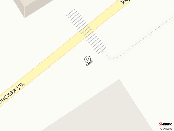 Альбатрос на карте Нижнего Новгорода