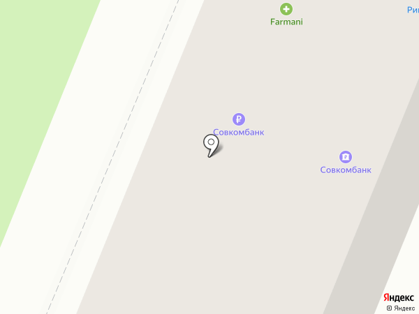 Совкомбанк, ПАО на карте Нижнего Новгорода