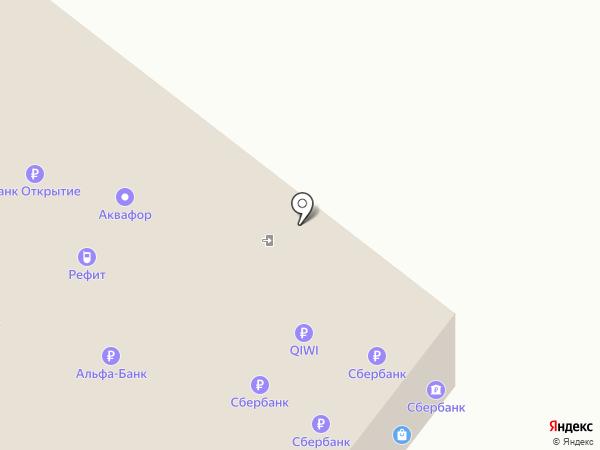 Связной на карте Нижнего Новгорода