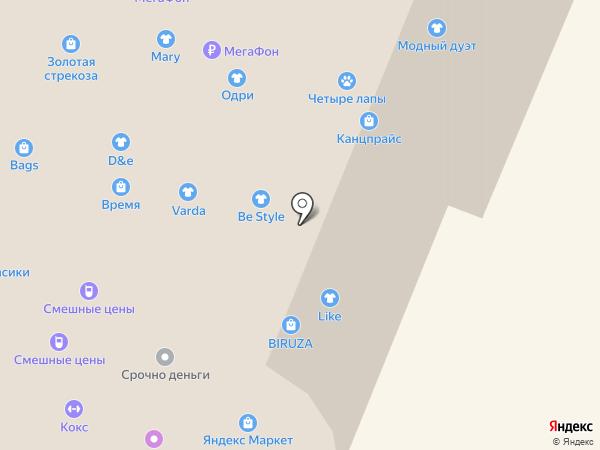 Академия на карте Нижнего Новгорода