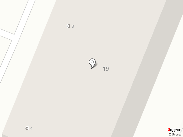 Центральная сберкасса, КПК на карте Нижнего Новгорода