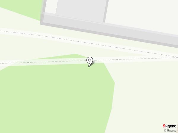 МаяК на карте Нижнего Новгорода