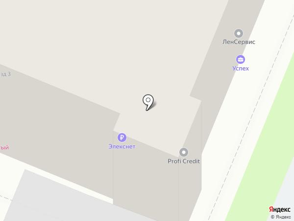 Profi credit на карте Нижнего Новгорода